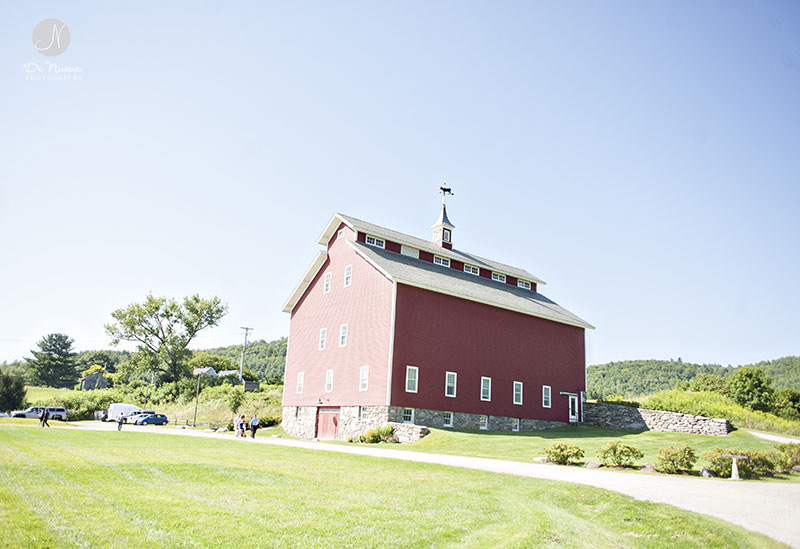 Kelly & Ian | Vermont Wedding Photographer | West Monitor Barn