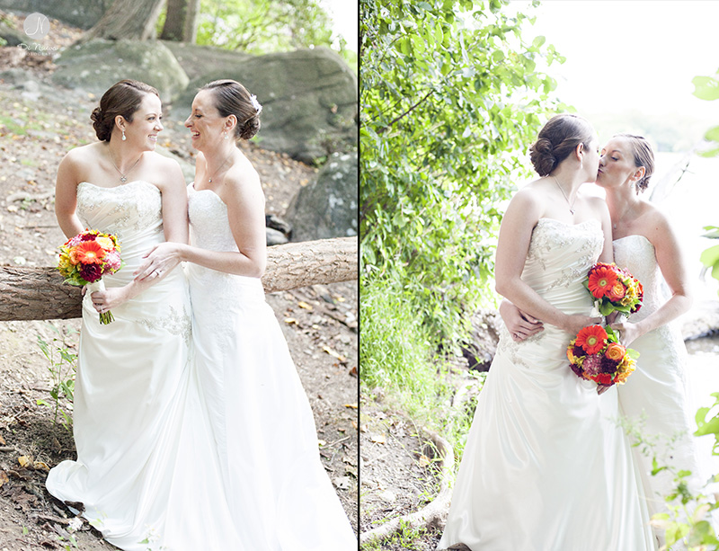 Amy & Jenn | Bear Mountain Inn | Hudson Valley Wedding Photographer