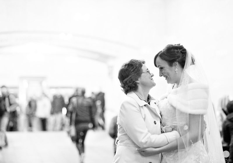 Grand Central Wedding Photos