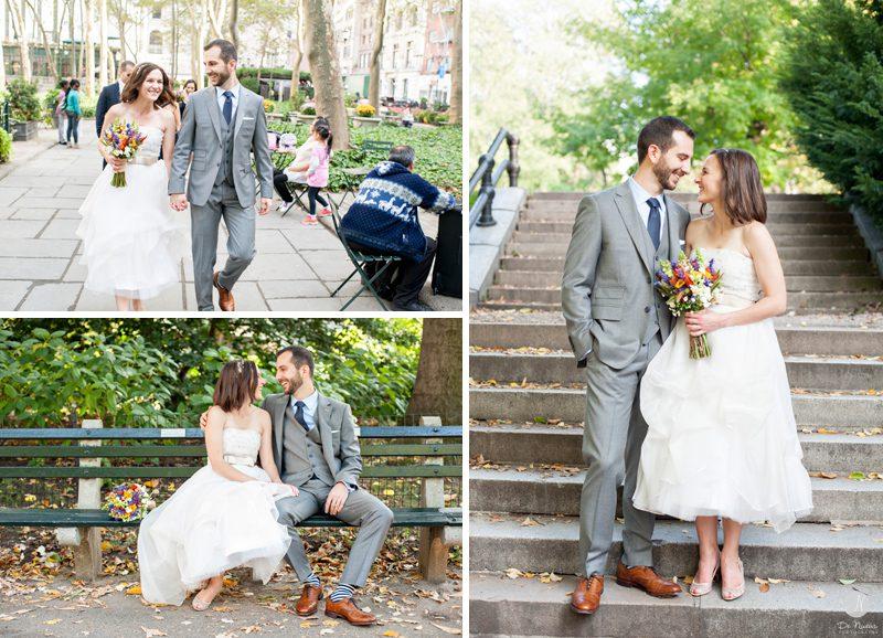 Central Park Wedding Photography: NYC Wedding Photographer