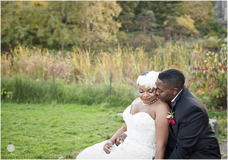 The Nyc Elopement Of Latrice Maurita Central Park