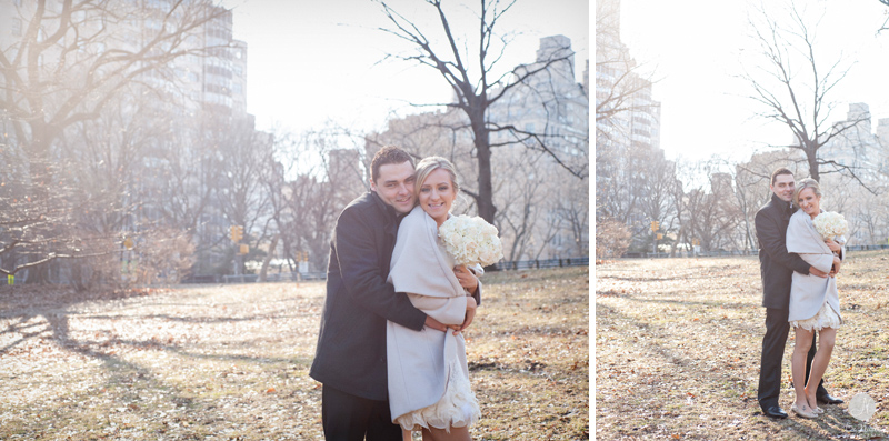 Elopement Photographer Central Park