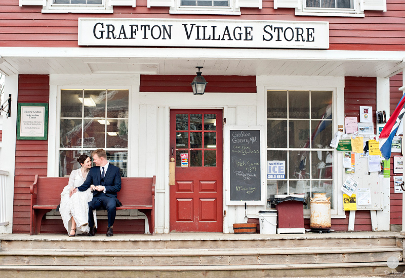Grafton Inn Wedding Photographer