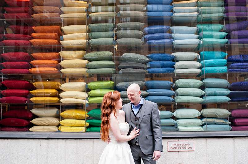 Fun Elopement Photos