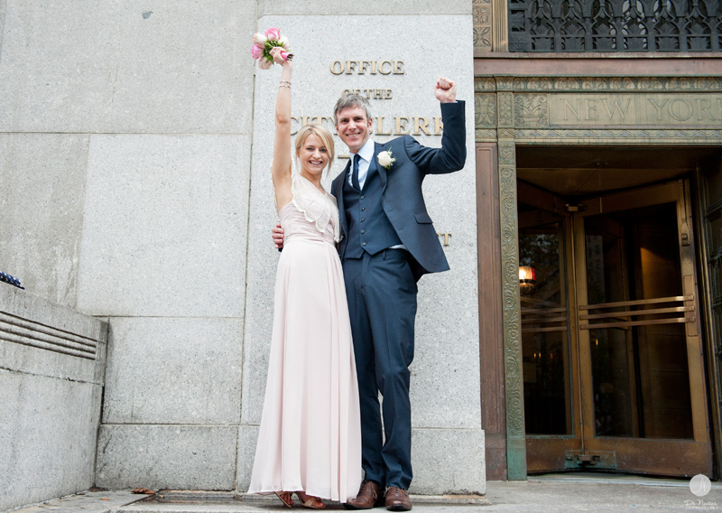 Elope at City Hall NYC