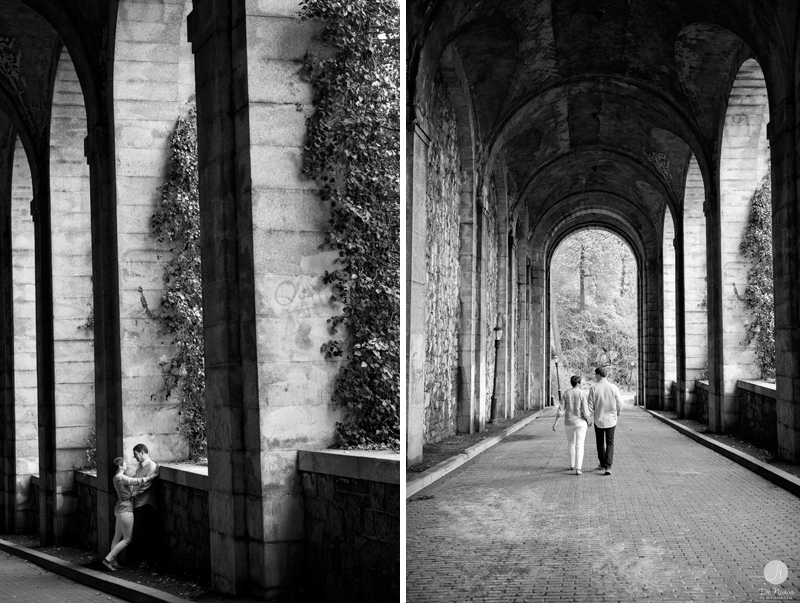 Fort Tryon Park Elopement
