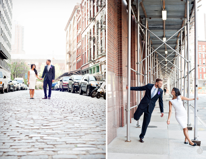 Eloping in NYC