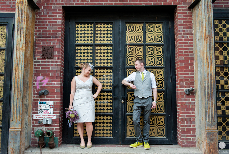 Elope on the Highline NYC