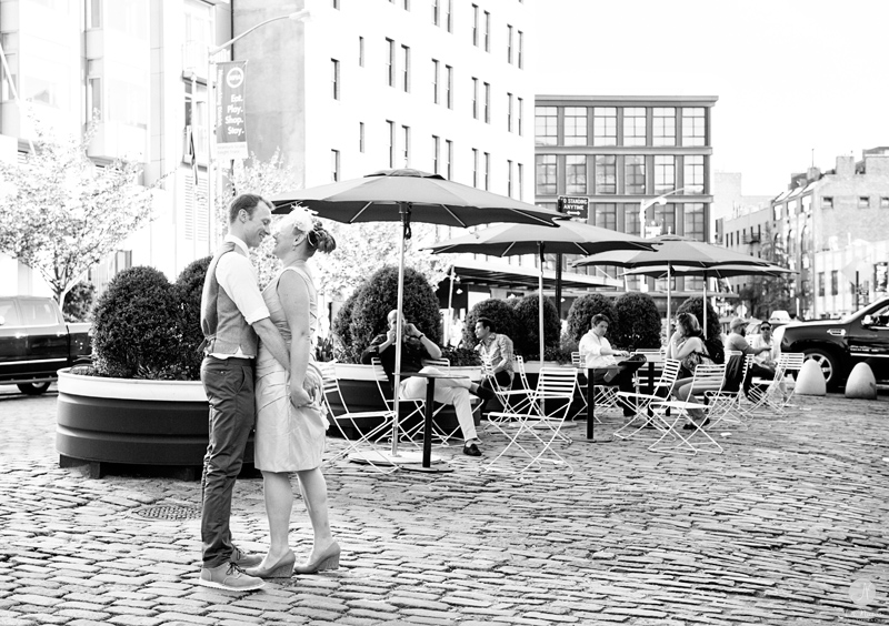 Meatpacking District Wedding Photos