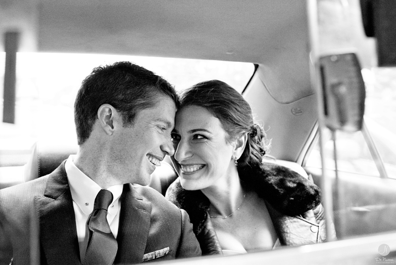 Get Married in NYC Taxi Cab