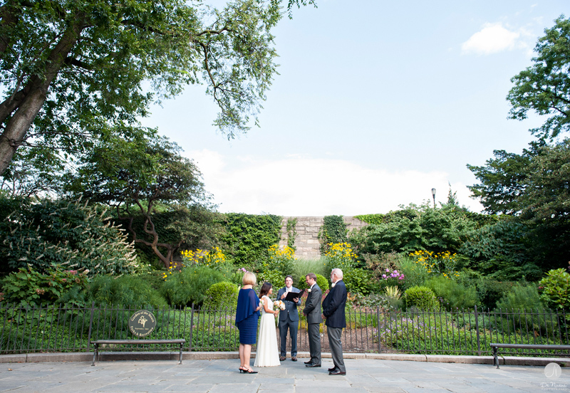 Carl Schurz Park Wedding New York City