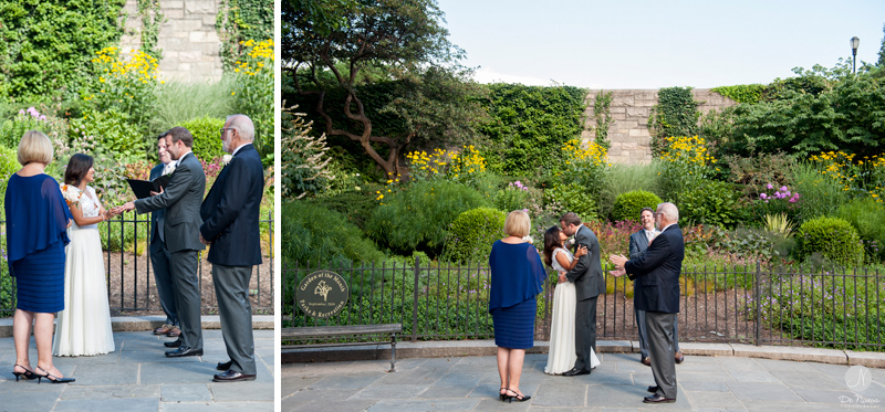 Upper East Side Wedding Photographer