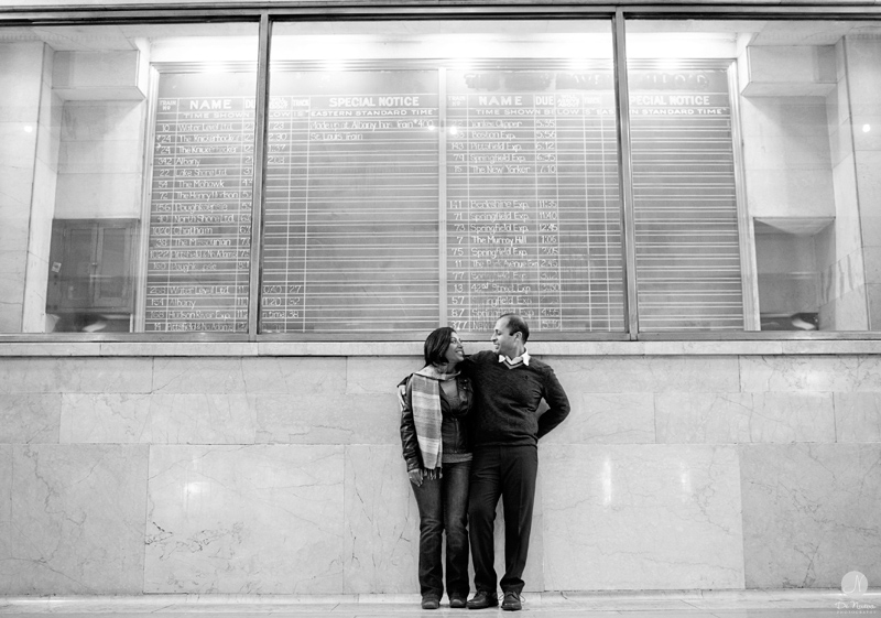 Grand Central Engagement