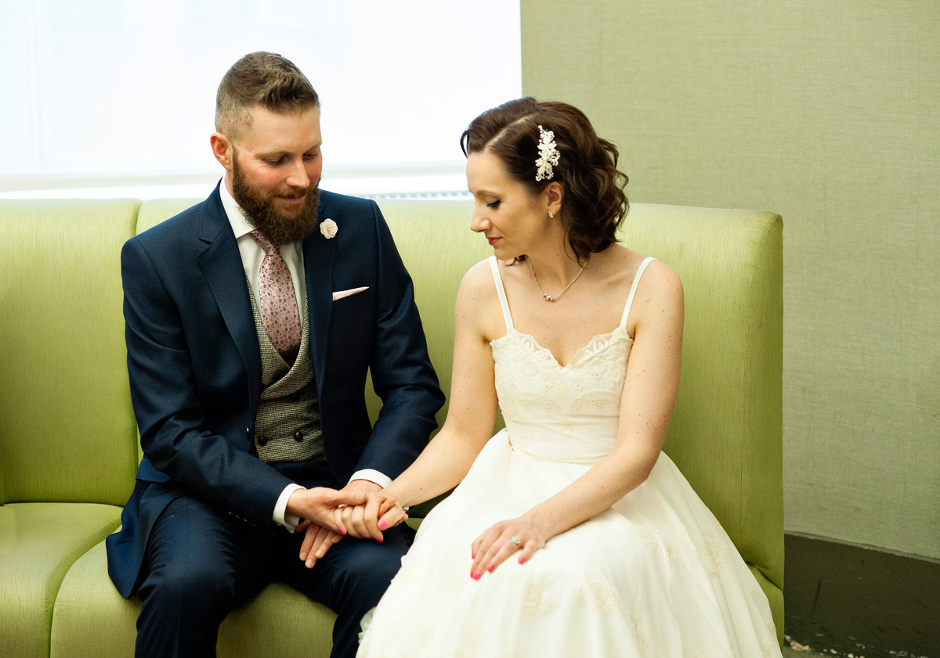 Elope in NYC City Hall