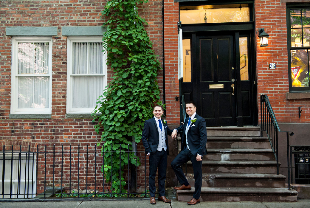 Gay Wedding NYC Photographer