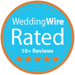 WeddingWire Rated Photographer