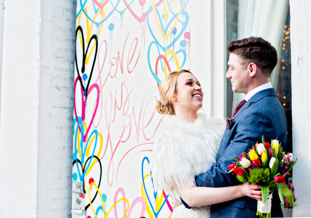 Cool Spots for Wedding Photos in NYC
