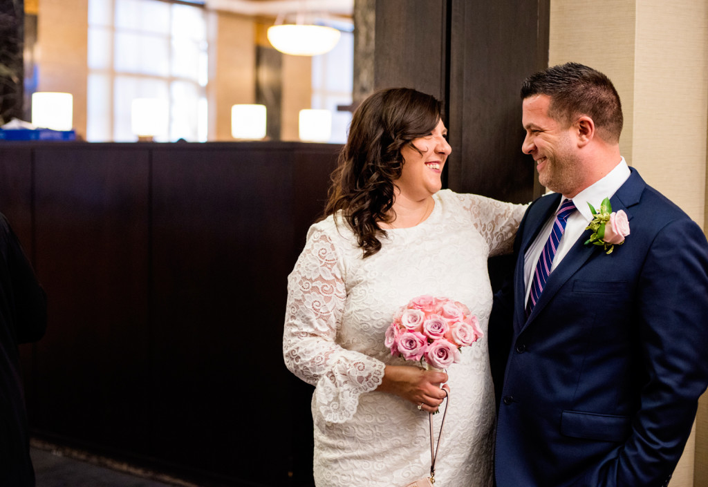 City Hall Wedding Photographer NYC