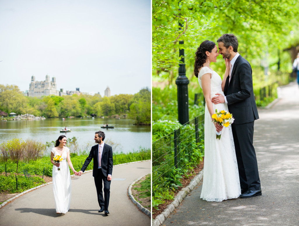 How to Get Married in Central Park