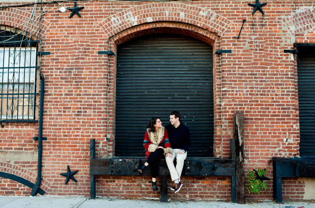 Cool Brooklyn Neighborhoods for Engagement Photos
