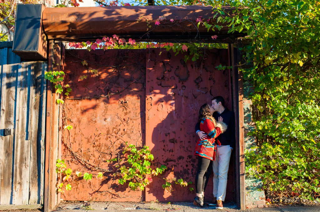 Where to Take Engagement Photos in Brooklyn
