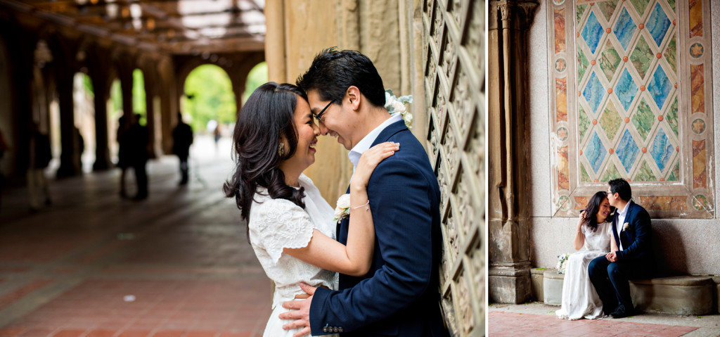 Bethesda Terrace Wedding Photos