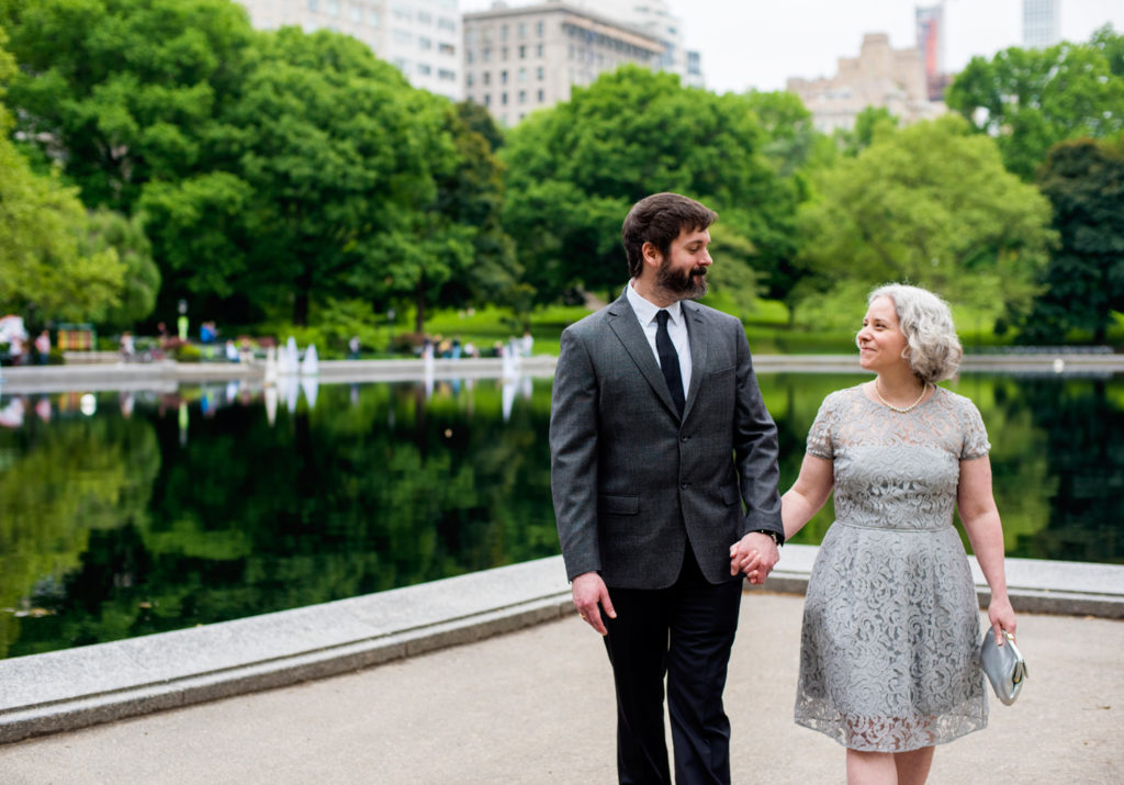 Central Park Elopement Photographer