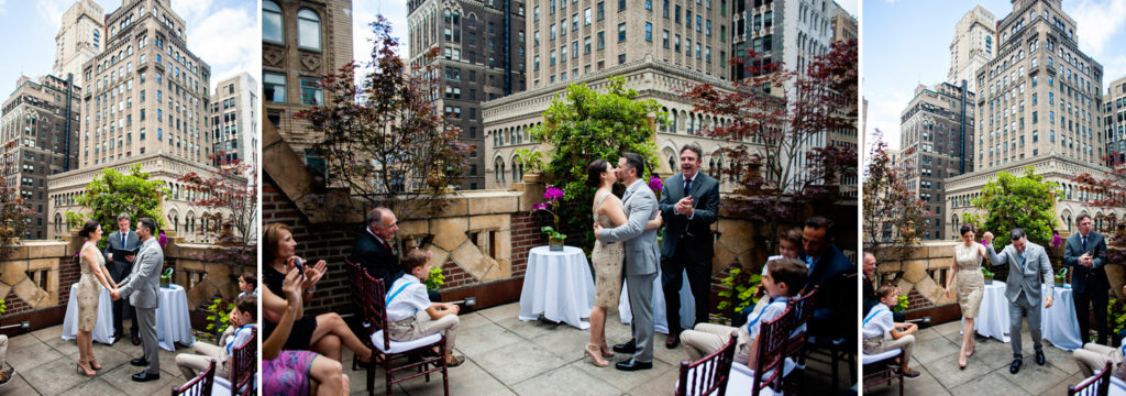 Library Hotel Wedding