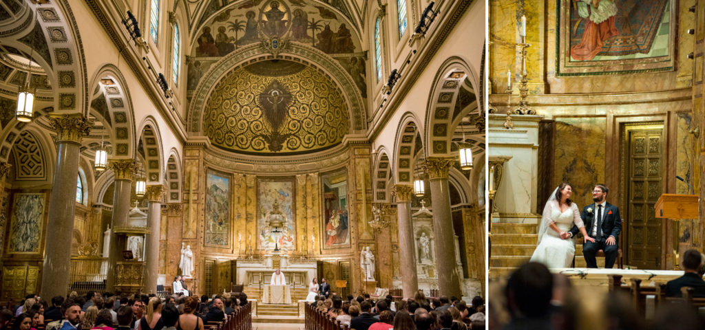 St Ignatius Loyola Wedding Photos