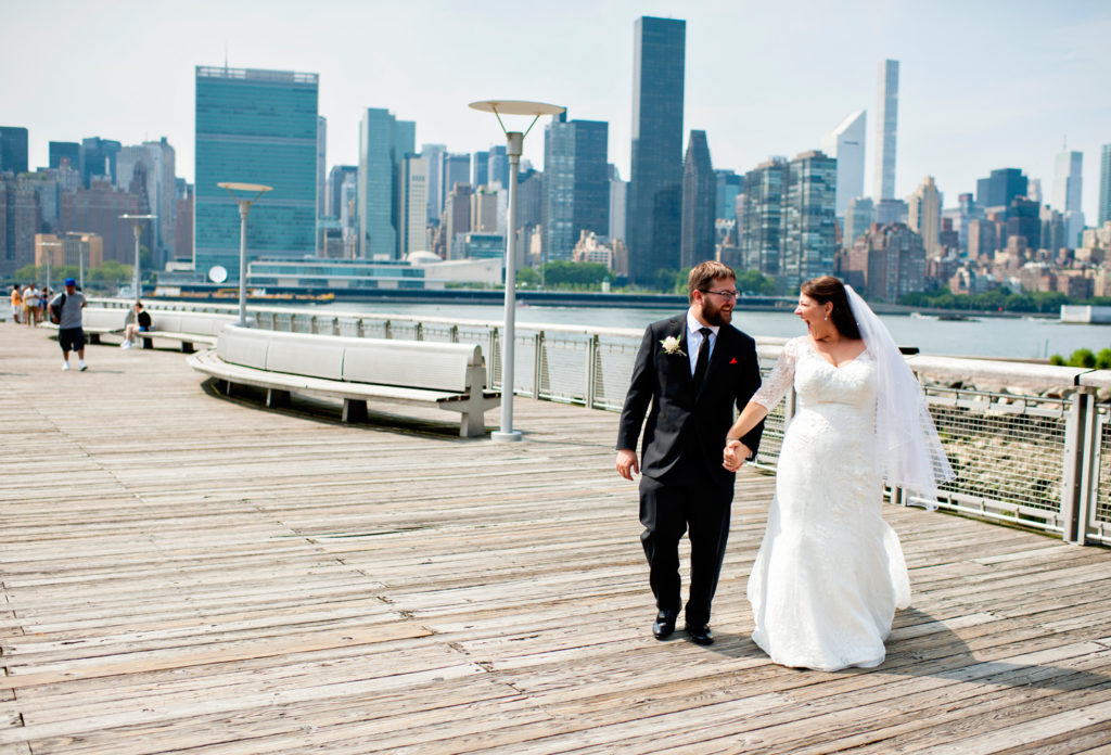 Gantry Park Wedding Photos