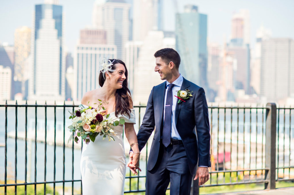 Brooklyn Heights Wedding Photos